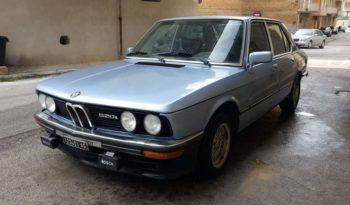 BMW 520i 2.0benzina 136CV – 1976 pieno