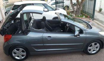 Peugeot 207 1.6 HDi 110CV CC Féline 2007 pieno
