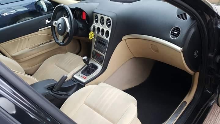AlfaRomeo 159 SW 1.9JTDm 150cv Distinctiv 09- 2007 pieno