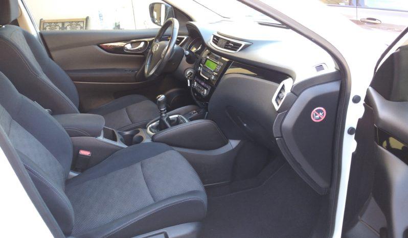 Nissan qashqai 1.5dci 110cv Business 2016 pieno
