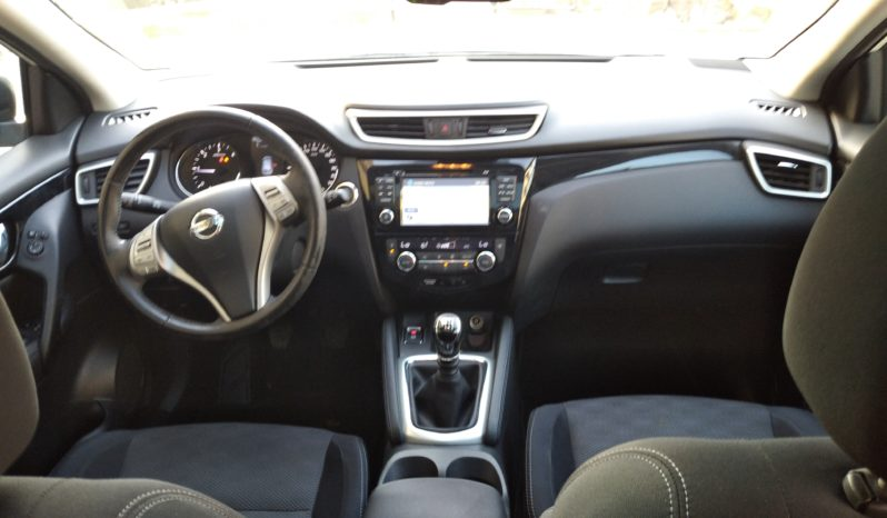 Nissan Qashqai 1.6dci 130cv 2016 Bianco 360° pieno