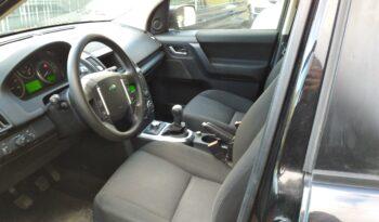 Land Rover Freelander 2.2 td4 XS  4p 150 cv   2011 pieno