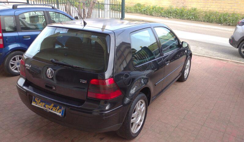 Volkswagen Golf 1.9 TDI 101 CV Comfortline 2003 pieno