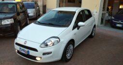 Fiat Punto 1.3mjt 75cv Bianco 2015 Easy
