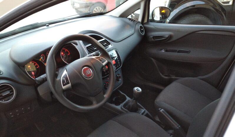 Fiat Punto 1.3mjt 75cv Bianco 2015 Easy pieno