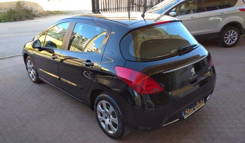 Peugeot 308 1.6HDI 92cv Confort 12-2011 pieno
